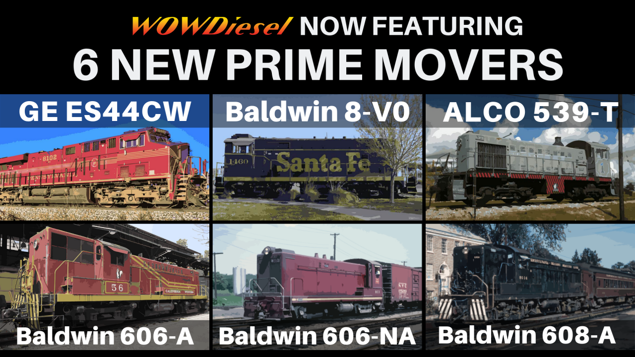WOWSound V4 Prime Movers