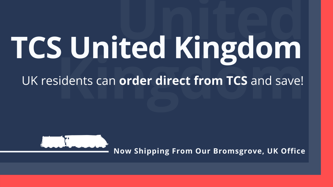 TCS UK shipping direct