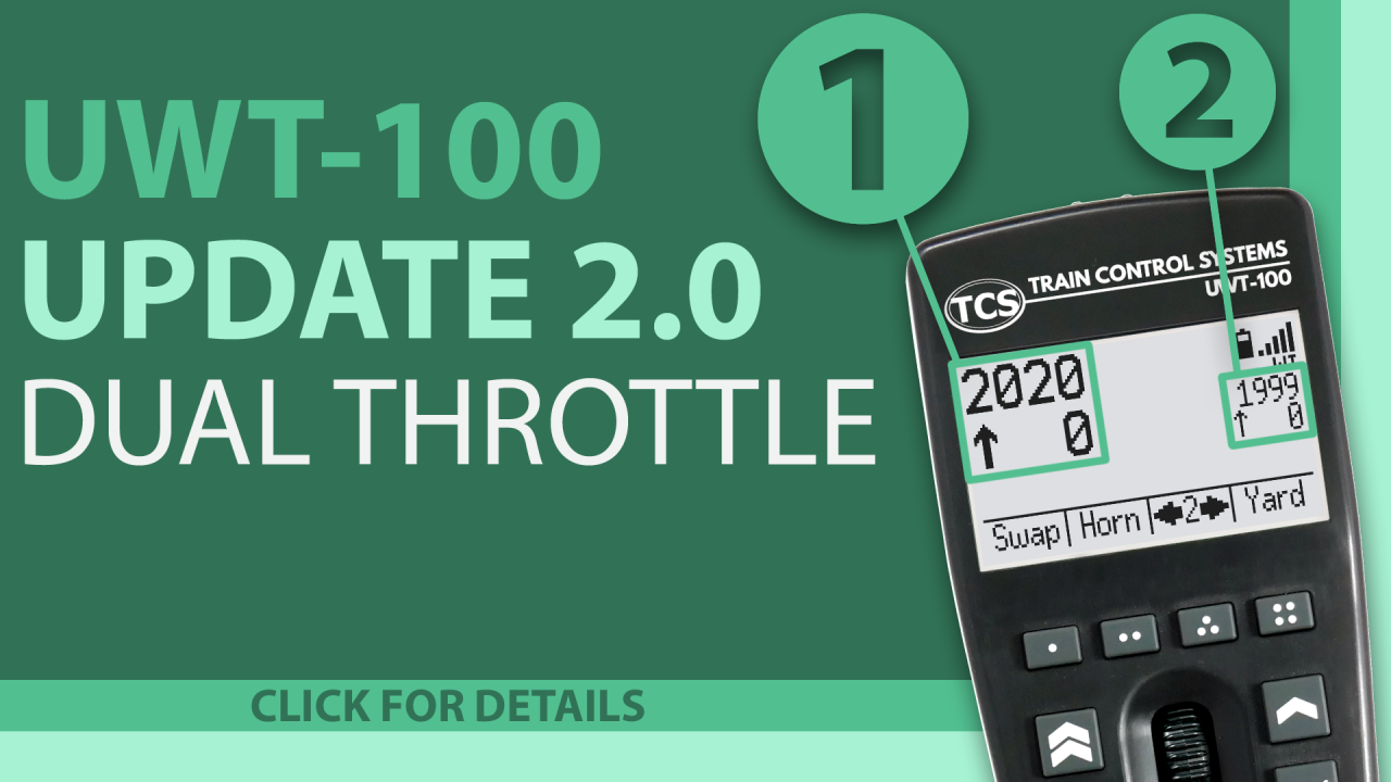 UWT-100 Firmware Update 2.0 is Now Available!